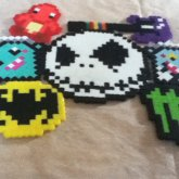 My Perler Collage