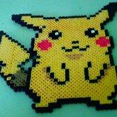 Finished Pikachu