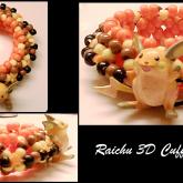 RAICHU 3D CUFF