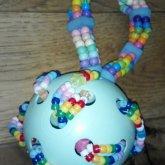 Rainbow Whiffle Ball