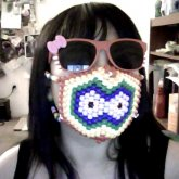 My First Kandi Mask!!