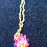 Light Up Kandi Necklace
