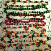 Letter Necklaces.