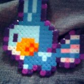It's A Mudkip. You Just Have To Look Hard Enough.