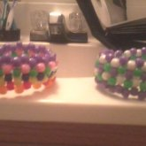 The First Cuffs I've Ever Made.