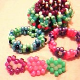 Heart Rings, Flower Cuffs, Ufo Cuff