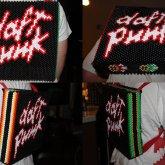Daft Punk Kandi Backpack ..