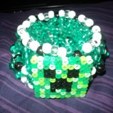 Minecraft 3D Cage ^-^