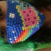 Nyan Cat Surgical Mask
