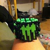 Monster 3d Cuff