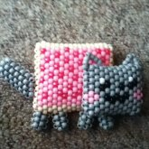 3D Nyan Cat :3