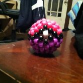 Pink && Purple Pokeball