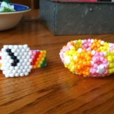 Mini Bead 3d And Watch