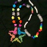 Mini Complex Star Necklace