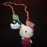 Kandi Necklace