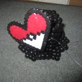 Pokemon Love Kandi Top Hat :)