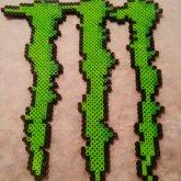 Monster Perler Bead~
