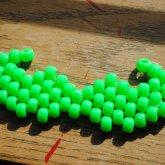 Green Mustashe