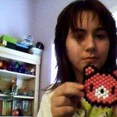 Gloomy Bear Payote Stitch