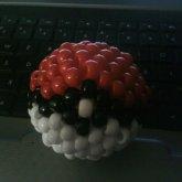 3D Pokeball Kandi