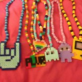 Kandi Necklaces