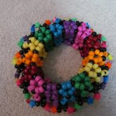Bewitched Rainbow Cage Cuff 2
