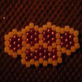 Payote Stitch Brass Knuckles