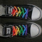 * Update * Rainbow Shoes <3