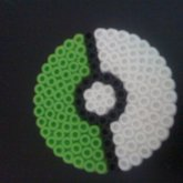 Large Green Pokeball