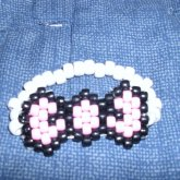 Hello Kitty Bow Bracelet <3