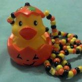 Halloween Duck Neclace