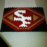Kandi Purse - SF 49ers Make-up Bag