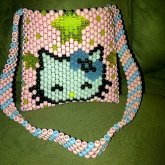 Kandi Purse - Hello Kitty Purse