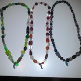 Necklaces I Made For My Bestfriends. C:
