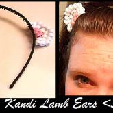 KANDI LAMB EARS