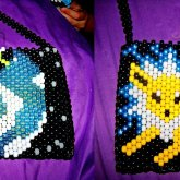 Jolteon / Umbreon Purse