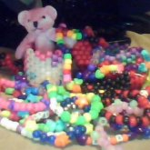 Most Of My Kandi (Old Picture)