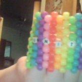 Rainbow Unity Cuff