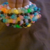 Glow Cage Cuff View 2