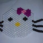 Hello Kitty Kandi Mask