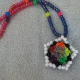 3D Rainbow Star