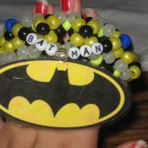 Batman 3D Cuff For SkittleMonster Side 1