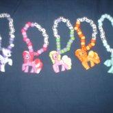 My Little Pony Singles.
