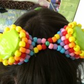 Rainbow Kandi Goggles