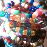 Different Bracelets - Kandi 0011