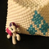 Rarity Cutie Mark Pouch