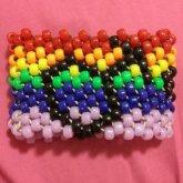 Gay Pride Cuff <3 :3