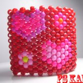 Hearts & Flowers Cuff