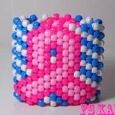 Breast Cancer Ribbon Cuff