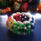 Rainbow UFO Cuff (better View)